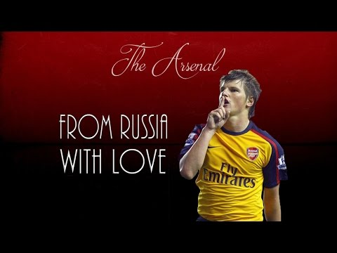 Andrey Arshavin ● From Russia With Love ● Arsenal FC