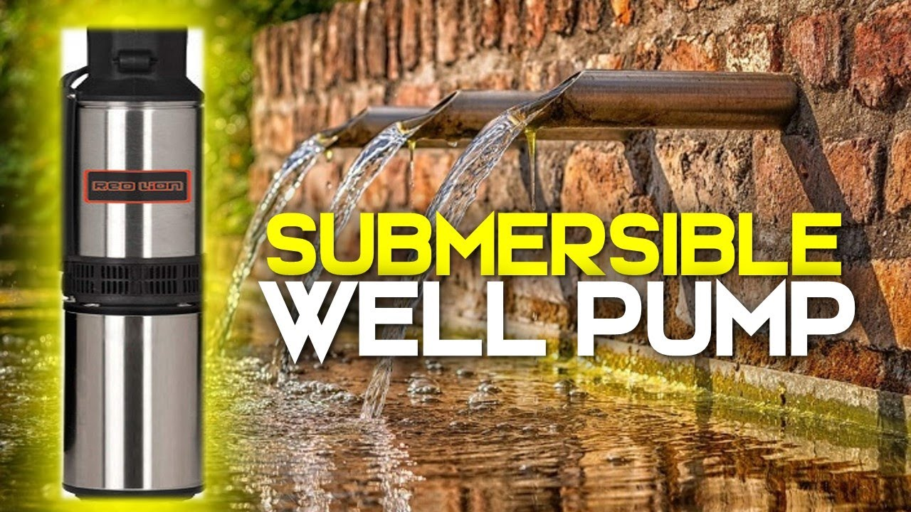 Submersible Well Pump Not Working