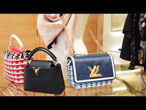 Louis Vuitton Store Tour | Shop With Me 🛍 💼 VLOG ❤️ | Louis Vuitton Shopping Vlog