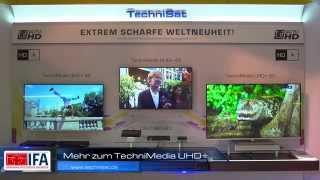 IFA Neuheit TechniMedia UHD+