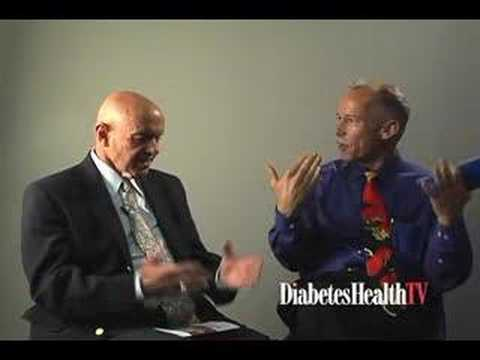 Dr. Stephen Covey and Scott King on Diabetes Health TV