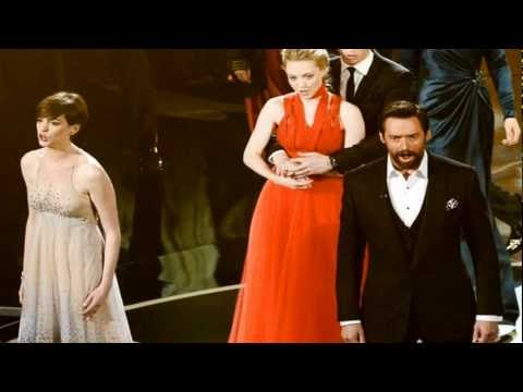 Thumbnail: Les Miserables I Dreamed A Dream Live Performance HD Anne Hathaway Hugh Jackman Russell Crowe