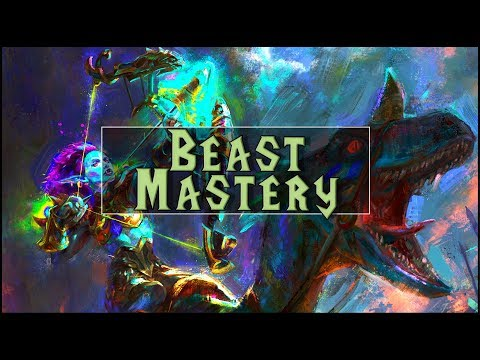 BFA - Beast Mastery Hunter | Full DPS Guide 8.0/8.1 [Basics PvE]