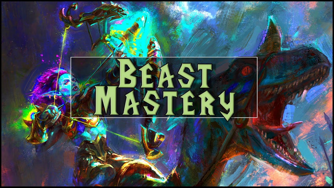 Bfa Beast Mastery Hunter Full Dps Guide 8 0 8 1 Basics Pve Youtube