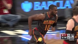 Quarter 1 One Box Video :Nets Vs. Hawks, 1/10...