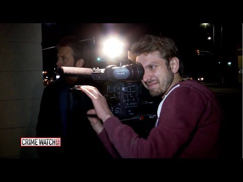 Ride Along with Daredevil Breaking News Gatherers - Crime Watch Daily