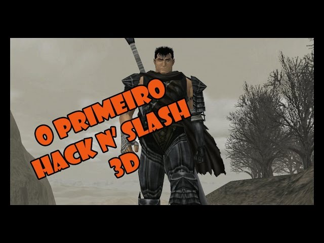 O Primeiro Hack n' Slash 3D
