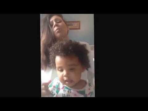 Falling - Alicia Keys - Josie Fooks Cover ft Daughter Carmen..