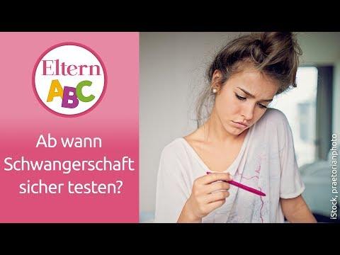 Ab Wann Kann Man Eine Schwangerschaft Testen? | Schwangerschaft & Geburt | Eltern ABC | ELTERN