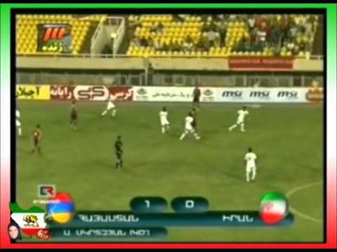 Highlights of  Armenia 1-3  Iran ارمنستان - تیم ملی ایران