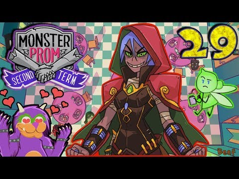 monster prom dating the slayer