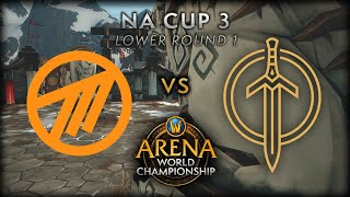 Method NA vs Golden Guardians | Lower Round 1 | AWC Shadowlands NA Cup 3