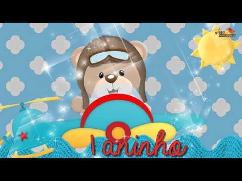 Retrospectiva Tema Ursinho Aviador Demo Abertura Youtube