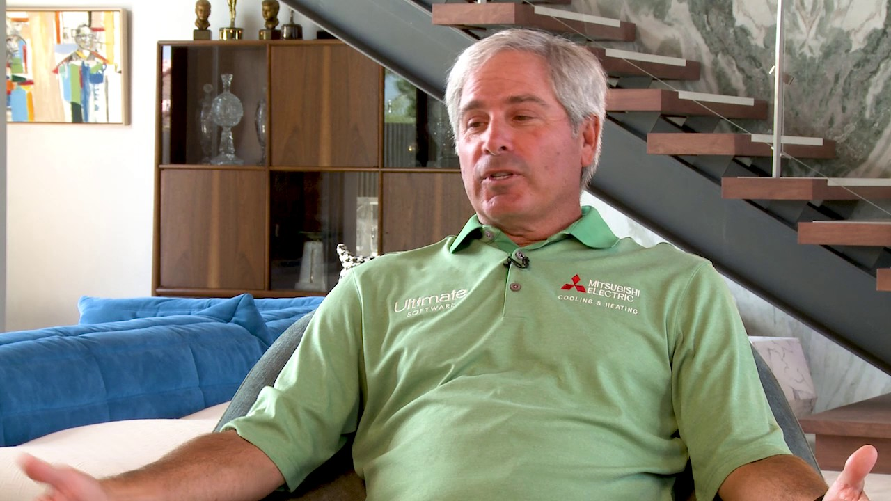 Fred Couples California Desert Home Made Comfortable Youtube
