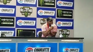 NASCAR All-Star Race: Jonathan Stewart