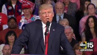 Donald Trump: Bill Clinton Loretta Lynch meeting in Phoenix - PA