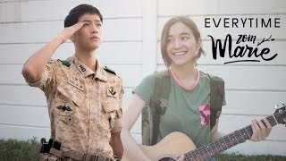 Everytime l 태양의 후예 - CHEN(첸)XPunch(펀치)【Cover by zommarie】