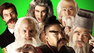 Eastern Philosophers vs Western Philosophers. Behind the Scenes of Epic Rap Battles of History