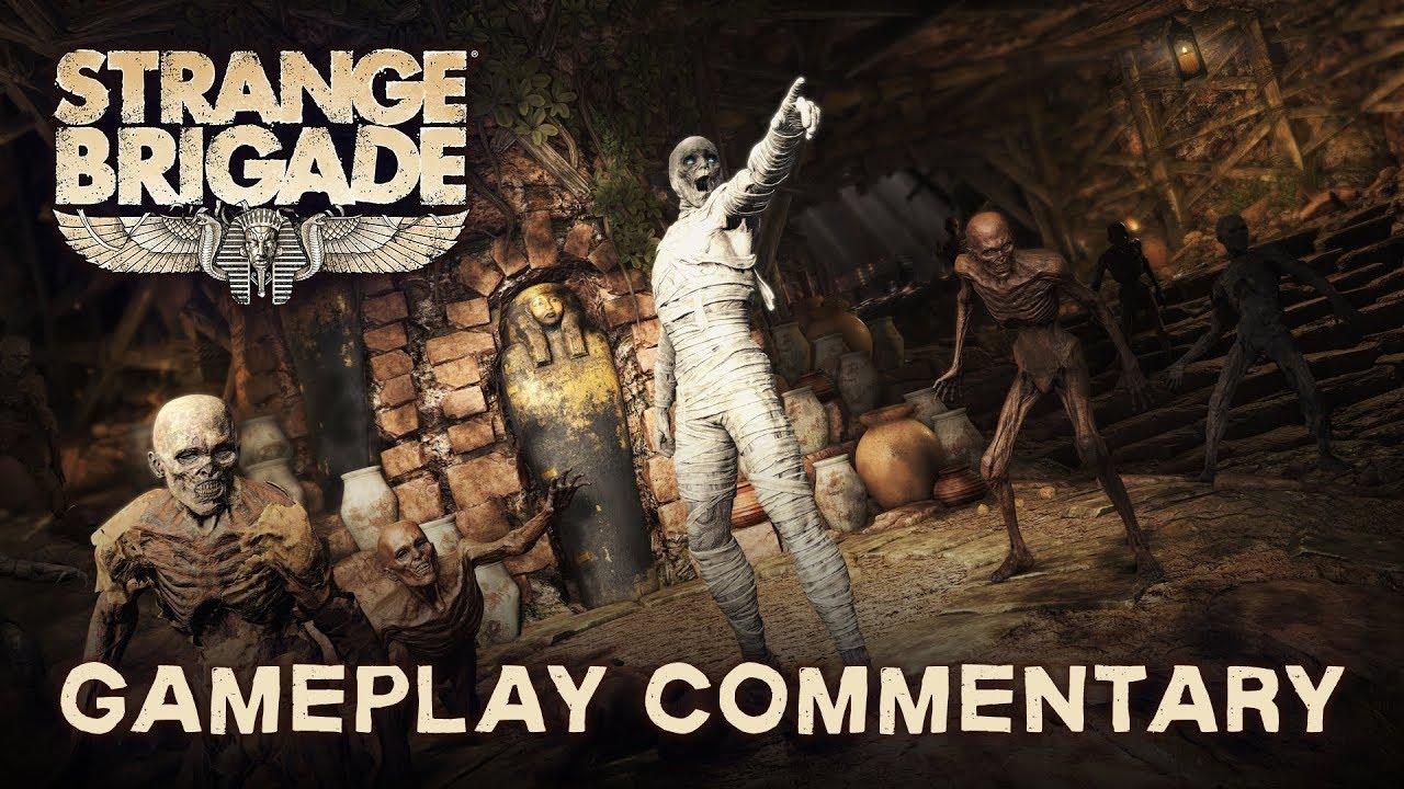 strange brigade deluxe edition repack