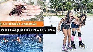 PRIMEIROS DIAS NA MANSÃO KIDS FUN 2.0 - STEPHANY DE SÁ