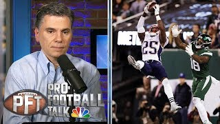 Patriots embarrass Jets in blowout Week 7 win | Pro Football Talk | NBC Sports