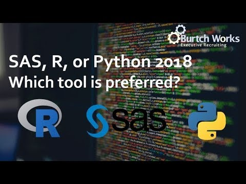 2018 SAS, R, or Python for Analytics & Data Science: Which Tool is Preferred?