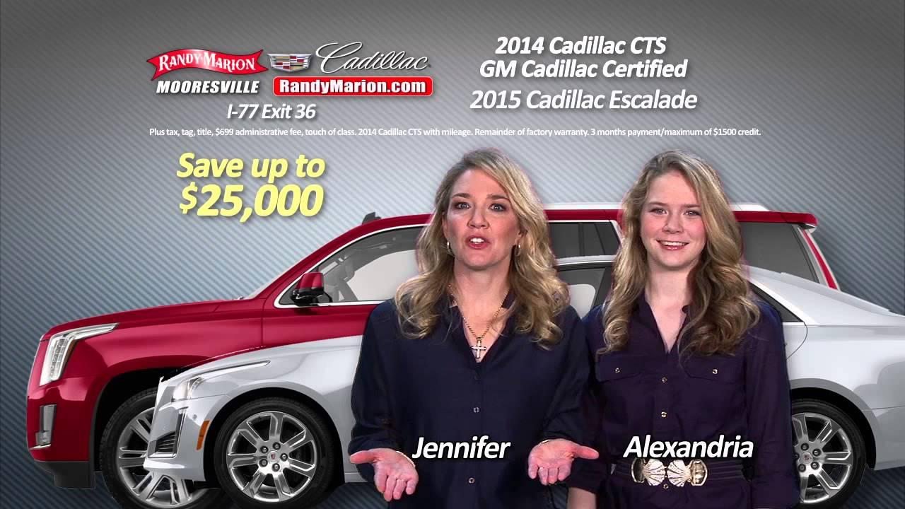 Randy Marion Cadillac Special January 2015 Youtube