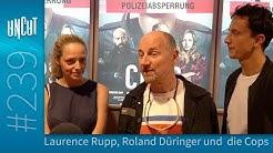 """#239 - Interviews zu """"Cops"""" mit Roland Düringer und Laurence Rupp"""