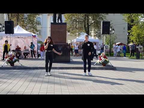 Artik & Asti feat. Артем Качер - Грустный Дэнс ( #cover by Влад Кудинов и Марина Тютнева )
