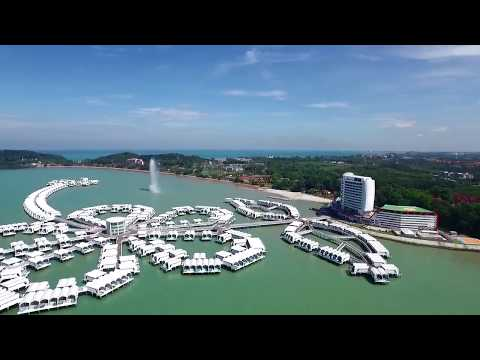 Lexis Hibiscus Port Dickson 馬來西亞大紅花海上渡假屋