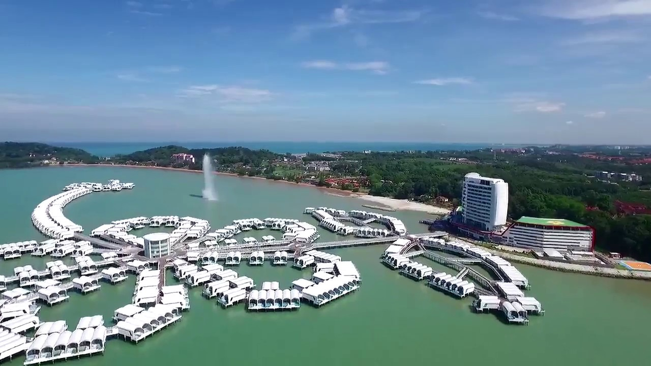 Lexis Hibiscus Port Dickson 馬來西亞大紅花海上渡假屋 - YouTube