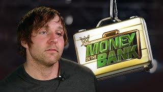 بالفيديو- دين أمبروز يوضح لماذا يعتبر نفسه ملك الـ WWE؟
