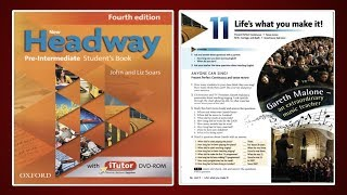 (Update) New Headway Pre-Intermediate Student's Book 4th :Unit.11 -Life's what you make it