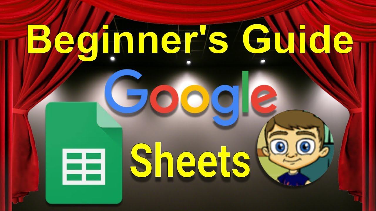 Google sheets tutorial 2017 online spreadsheets youtube google sheets tutorial 2017 online spreadsheets baditri Image collections