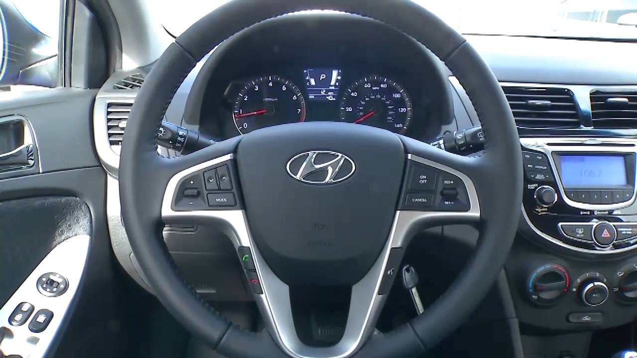 Hyundai Accent 2012 Design Youtube