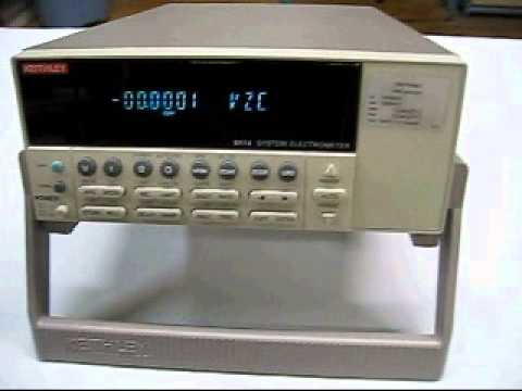 6514, Keithley, Programmable Electrometer from Alliance Test