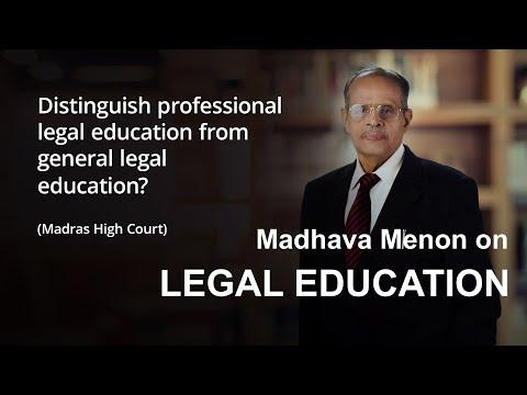 Legal Skills: Professional legal education versus general legal education | #EBCLearning.com