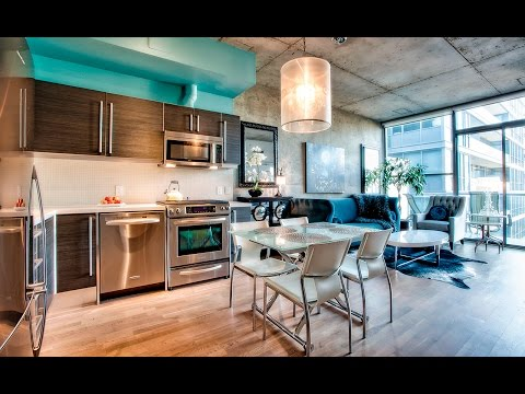 25 Oxley Street, Unit #1407, Toronto ON M5V 2J5, Canada