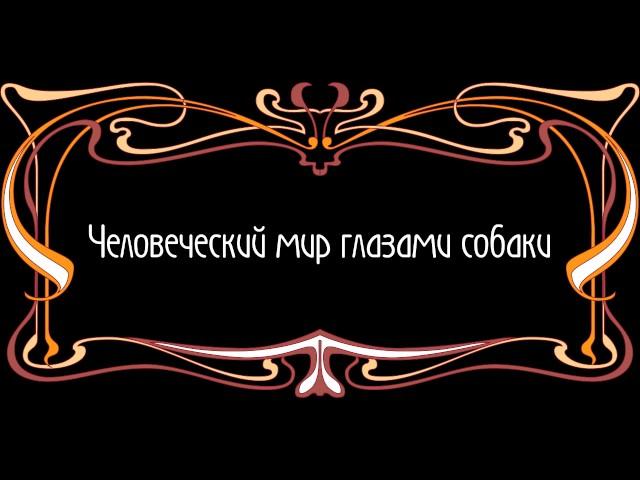 Изображение предпросмотра прочтения – НаталияСергеева представляет буктрейлер кпроизведению «Каштанка» А.П.Чехова