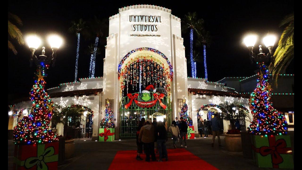 tour at Universal Studios Hollywood