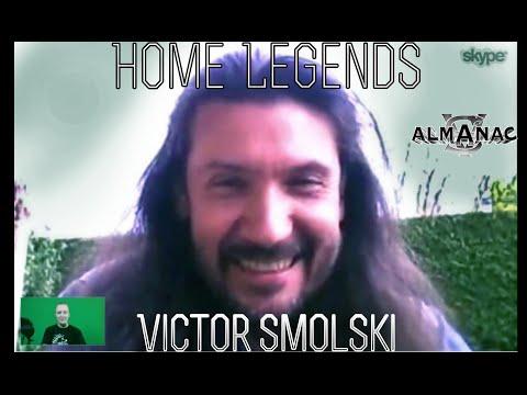 Home Legends | Victor Smolski, ALMANAC #2
