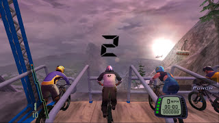 PCSX2 Downhill Domination (4k 60 FPS)