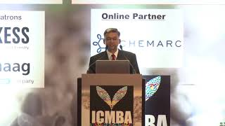 ICMBA 2017 Hitesh Shah speaks on Solvent Dyes for Thermoplastics