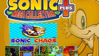 Sonic Mega Collection Plus:Sonic Chaos