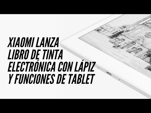 xiaomi-lanza-libro-de-tinta-electrónica-con-lápiz-y-funciones-de-tablet
