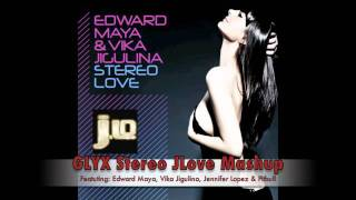 Stereo Love / On the Floor / Papi (GLYX Stereo JLove Mashup) Mp3