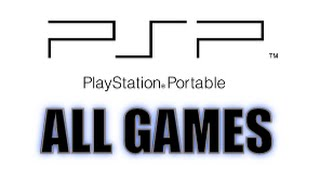 All PSP Games - Part 3