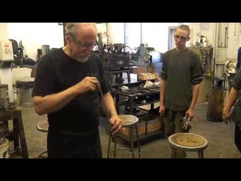 Colonial Tasting Spoon with Jay Close at NESM: Part 2