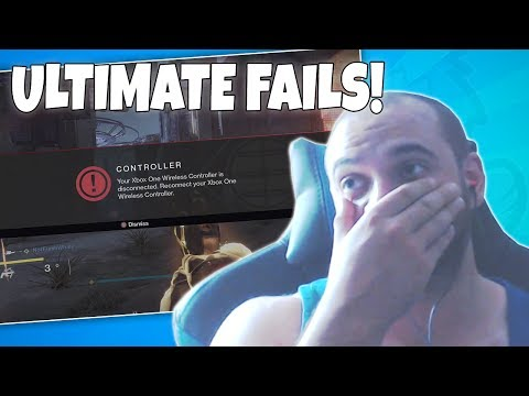 TRY NOT TO LAUGH CHALLENGE - Destiny Edition #2 (Ultimate Fails Edition)