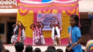 Jhuli jhuli kia asuchi jagannath Bhajan dance